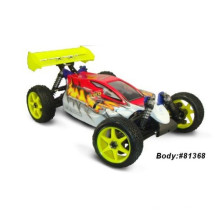 1/8 Escala 7.4 V Bateria RC Modelo Carro