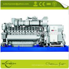 Générateur diesel de 1125KVA / 900KW MTU avec le moteur original de l'Allemagne 18V2000G65 MTU