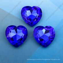 Heart Jewelry Beads Stones Strass