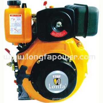 3.5kVA 4-Stroke Powerful Cast Iron Camshaft Diesel Engine