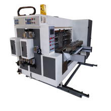 ZL  type automatic lead  edge  feeding  carton  slotting  and  creasing  packing boxes machine with Zhaoli brand