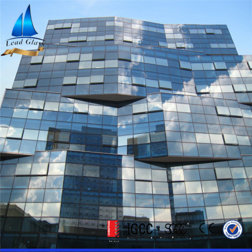 IGCC Tempered Insulated Architectural Facade Glass Preis