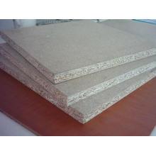 4′x8′ tableros de partículas de melamina para muebles de China