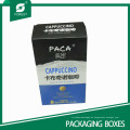 Caja plana de papel plegable (FP11001)