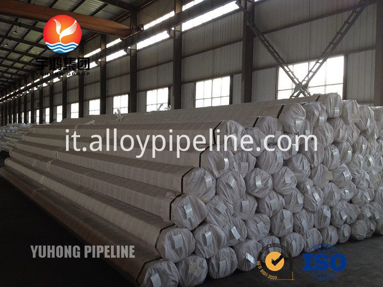 Packing Carbon Steel Boiler Tube ASME SA213 T5 supplier