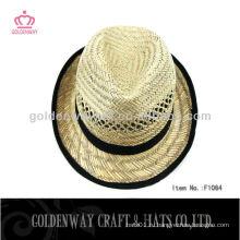 Горячие шляпы соломенной шляпы соломы шляпы соломы