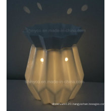 Electric Translucent LED Light Candle Warmer with Remote Controller