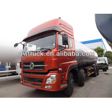 Dongfeng kinland 8x4 34500L LPG tank truck