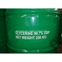 Refined& Crude Glycerine (70% 80% 98% 99% 99.5% 99.7%)