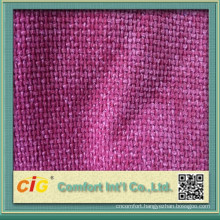 Solid color Upholstery fabric for sofa cover with many colorways