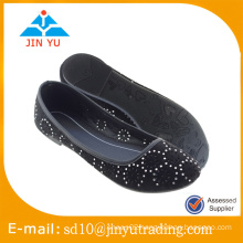 New style china supplier wholesale lady shoe
