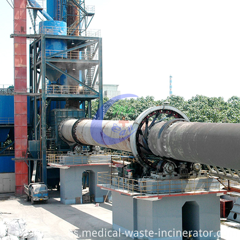 Cement Making Rotary Kiln