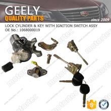 OE GEELY peças de reposição cilindro de bloqueio 1068000019