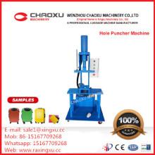 Machine de poinçon de bagage de haute qualité avec ISO 9001