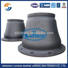 Garde-boue en caoutchouc de type conique Luhang