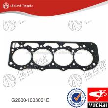 G2000-1003001E original yuchai YC4G cylinder head gasket