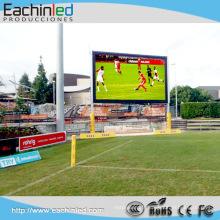 Périmètre de stade de football de P6 / p8 / p10 a mené l'affichage d'écran