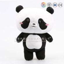 Venda direta da fábrica adorável brinquedo panda de pelúcia com grandes olhos de 8 cm a 180 cm