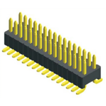 1.27X2.54mm Pin Header SMT Tipo Dual Row