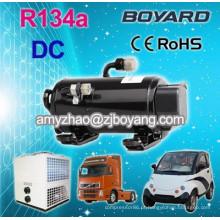 Tipo compressores movidos a bateria do compressor da refrigeração de Boyard R134a para as peças transportáveis da refrigeração Aplicação