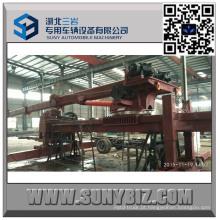 Corpo superior resistente do Wrecker do rotador de 50 toneladas de Toning