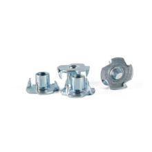 DIN1624 Stainless Steel Tee Nuts with Pronge