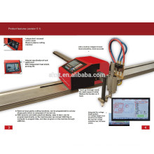 1500 * 2500mm Plasma CNC Schneidemaschine, Plasma CNC Cutter