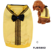 Advertising high quality girl dog apparel