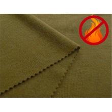 Chama - malha de tricô retardante de tricô Modacrylic FR Viscose