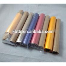 Grand ruban large pour imprimante à transfert thermique de couleurs