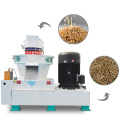 Machine de pelletisation pour la paille de balle de riz de luzerne