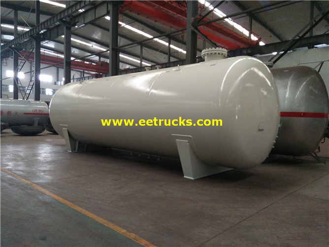Anhydrous Ammonia Gas Tank