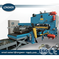 Sheet metal single punch tablet press machine for beverage / milk power can