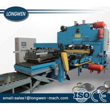 Machine de presse de couvercle de boîte de conserve Poinçonneuse de couvercle de couvercle Machine de presse de couvercle de boîte de conserve Poinçonneuse de couvercle de couvercle de boîte de conserve