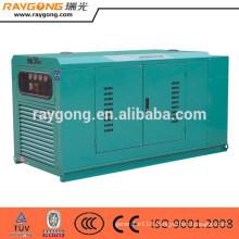 ac generator low rpm