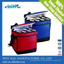 Kundenspezifisch Günstige isolierte Mittagessen Kühltasche / PVC Eis Kühltasche