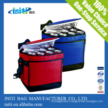 Customized Cheap insulated lunch cooler bag /pvc ice cooler bag