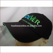 100% cotton normal baseball hat and cap