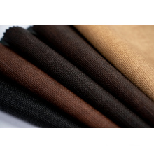 New Style Plain Color Smooth Synthetic Artificial Leather