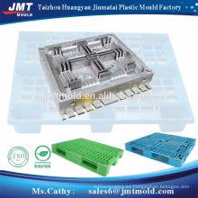 moldeo por inyección de paletas de plástico moldeo por pallet de inyección palstic