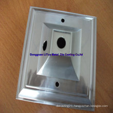 Zinc Switch Housing With SGS, ISO9001: 2008, RoHS