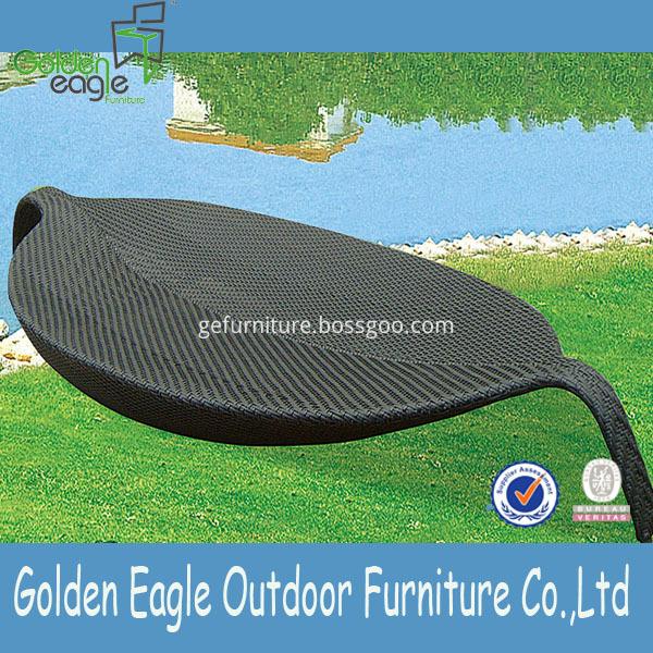 aluminium tube wicker garden furniture