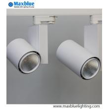 Luz de pista de techo con LED Philips Driver + Ra97 Citizen COB LED