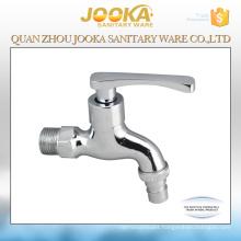Wall mounted water bib tap