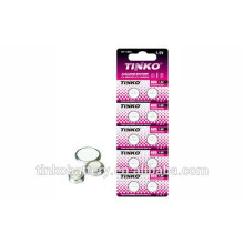 AG5 LR754 with high qualityand best price 1.5V Alkaline Button Cell Battery 52mah
