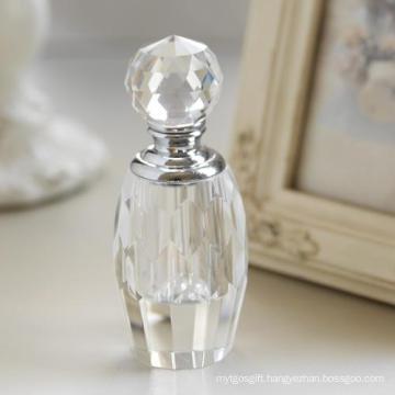 New Design Crsytal Glass Perfume Bottle (JD-XSP-617)