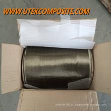 50 centímetros de largura 300GSM Unidirecional Basalto tecido