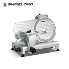 CER-kommerzielle / industrielle elektrische Nahrungsmittelschneidemaschine-manuelle Fleischschneidemaschine des Edelstahls