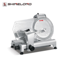 CE commercial/ industrial Electric Food Slicer Stainless Steel manual meat slicer machine
