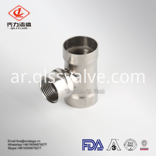 Equal Coupling Connection Joint Pipe Fittings 6